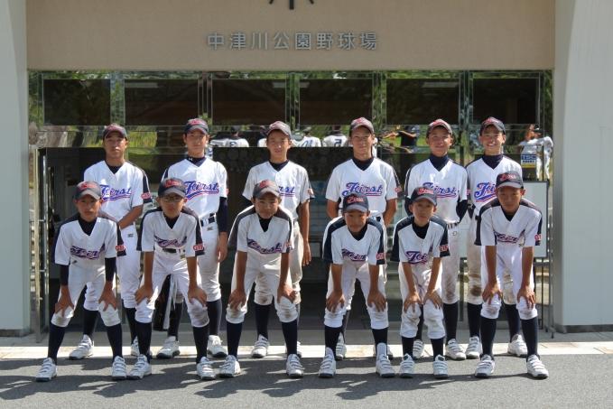 中津第一野球クラブ